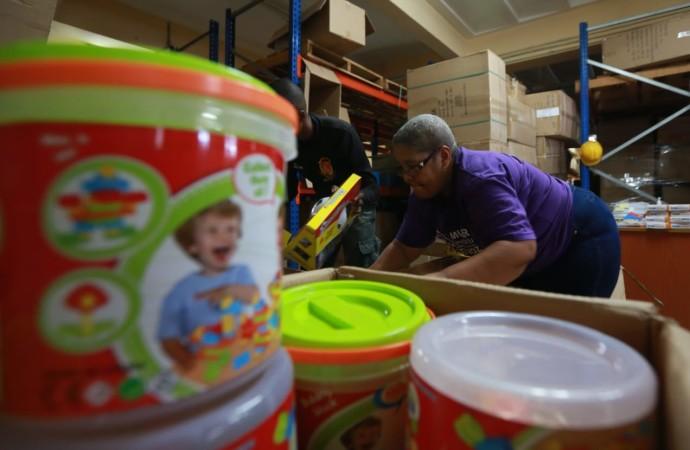 Inicia traslado y entrega de juguetes en centros educativos a nivel nacional