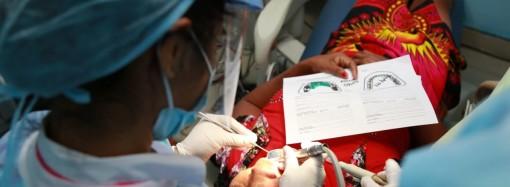 Programa Sonrisa de Mujer beneficia a mujeres de la provincia de Darién
