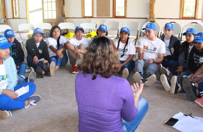 Jóvenes líderes de Chiriquí, Bocas del Toro y Comarca Ngöbe Buglé participaron de Taller de Cuerdas