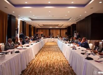 Ministro de Trabajo de Panamá participa en reunión de Grupo del Caribe