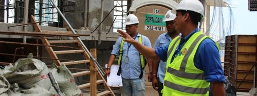 MITRADEL reitera que los únicos autorizados para inspeccionar los proyectos son los inspectores de la Dirección Nacional de Inspección