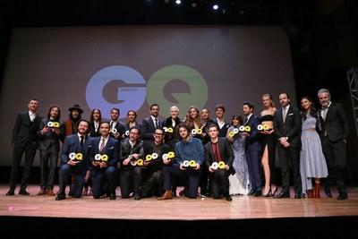 GQ México presenta la decimoprimera entrega de los premios Hombres del Año 2018, la premiación más esperada del año