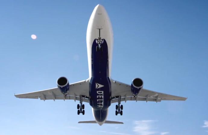 Delta reporta rendimiento operativo de febrero de 2019