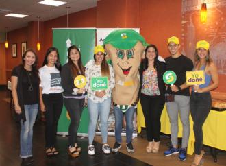 SUBWAY® logra recaudar 53,500 porciones de comida para Fundación Banco de Alimentos Panamá