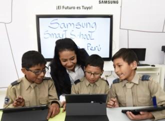 Programa Smart School de Samsung: tecnologíaal servicio de una mejor educación
