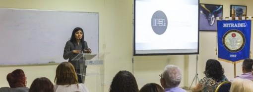 Ministra Santamaría presentó el Sello de Igualdad de Género a representantes sindicales