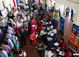 Exitosa feria de empleo en Panamá Pacífico