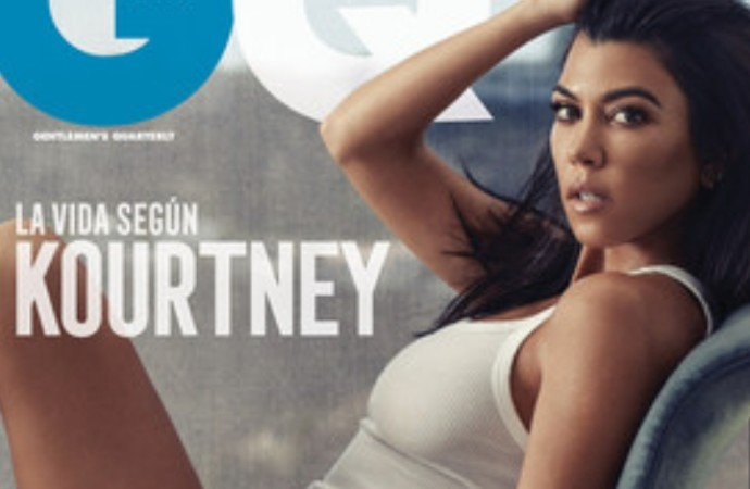 GQ México y Latinoamérica presenta a la empoderada Kourtney Kardashian protagonista de nuestra portada de este mes