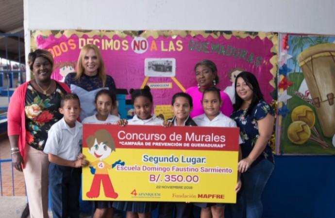 Fundación MAPFRE entrega premios del Concurso deAPANIQUEM sobre Prevención de Quemaduras