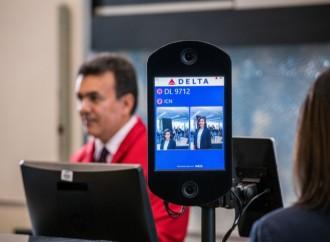 Delta revela en Atlanta la primera terminal biométrica de los Estados Unidos; próximo destino: Detroit