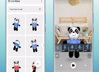 Ya está disponible 3D Live Maker, la app para escanear y animar objetos tridimensionales con el HUAWEI Mate 20 Pro