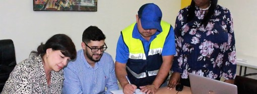 Mediación del MITRADEL permite que trabajadores chiricanos cobren sus salarios