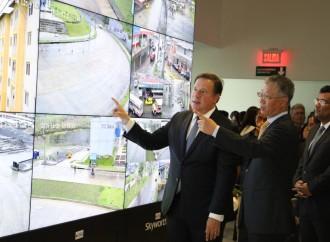 Presidente Varela inaugura en la provincia de Colón el primer Centro de Operaciones de Seguridad y Emergencias – C2