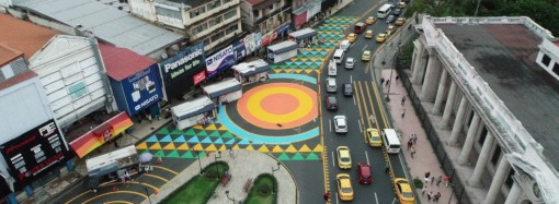 BID y socios lanzan experimento urbano temporal en Ciudad de Panamá