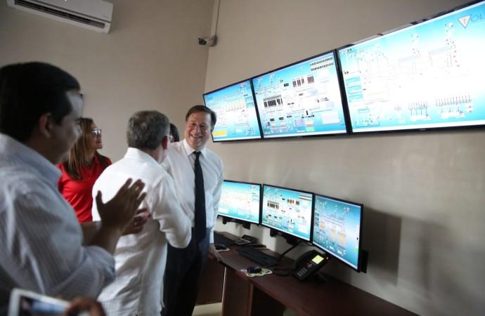 Presidente Varela inaugura nueva Planta de Alimentos Balanceados de Productos Toledano, en Villa Rosario de Capira