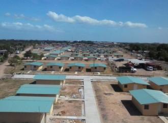 MIVIOT desarrolla proyectos en materia habitacional en la provincia de Coclé con una inversión que supera los 11 millones de Balboas