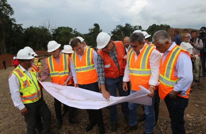 Plan de movilidad urbana avanza con ampliación de la carretera Puente de Las Américas – Arraiján