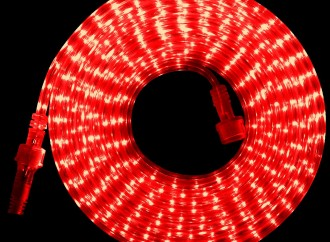 Navidad segura y ecológica con iluminación LED