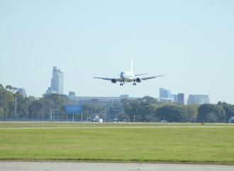 Argentina registró aumentó en llegada de turistas extranjeros por vía aérea