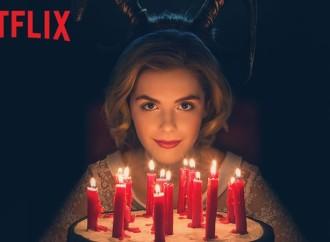 Netflix anuncia un episodio festivo especial de El mundo oculto de Sabrina: Un cuento invernal que estrena el 14 de diciembre