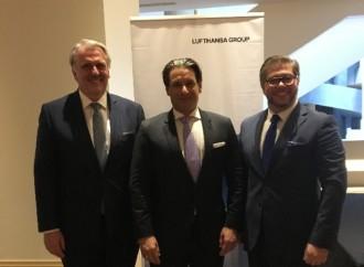 Felipe Bonifatti nombrado Director de Ventas del Grupo Lufthansa en México y América Central