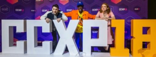NETFLIX cierra elCCXP 2018 con el elenco de Bird Box y Stranger Things