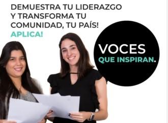 P&G y Voces Vitales invitan a mujeres jóvenes a activar su potencial de liderazgo por primera vez en América Latina