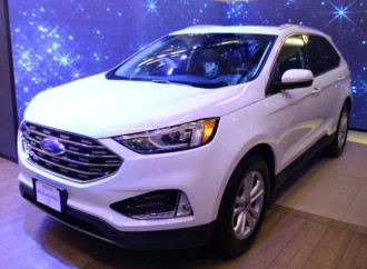 Ford presenta la nueva Ford Edge en Panamá