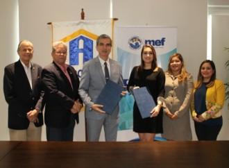 ACOBIR y laIntendencia de Supervisión y Regulación de Sujetos no Financieros firman Acuerdo de Cooperación Técnica