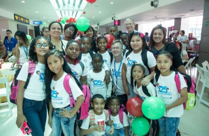 Copa Airlines y la Organización de Estados Iberoamericanos Panamá se unen para reconocer el esfuerzo por educarse de niños panameños