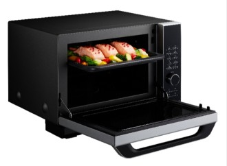 Cocina saludable: Panasonic presenta Microondas Mixto con vaporera