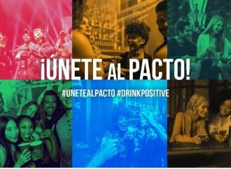 Diageo promueve el Consumo Responsable con la campaña Drink Positive