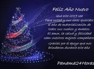 Feliz y Próspero Año Nuevo 2019