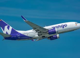 Wingo transportó 21% más pasajeros y operó 10% más vuelos que en 2017