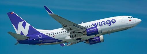 Wingo anuncia nuevo vuelo hacia Lima y sigue creciendo en Panamá