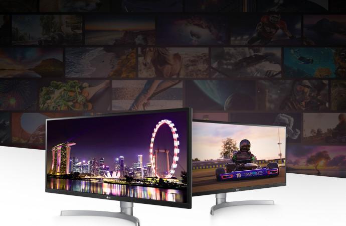 LG UltraWide, el futuro de los monitores multitasking