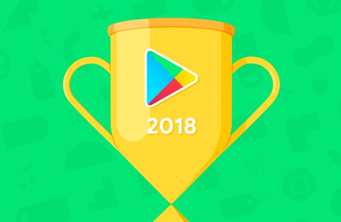 Te presentamos lo mejor de 2018 en Google Play