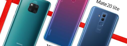 Conoce la guía de regalos Huawei con los mejores y más avanzados Smartphones para esta navidad