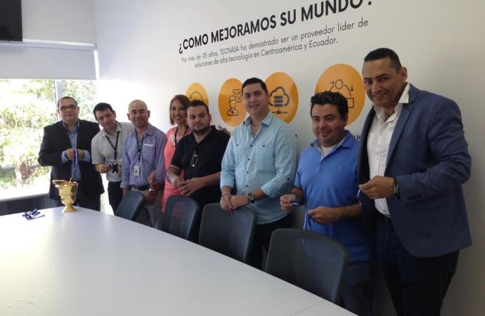 TECNASA inauguró nueva oficina en San Pedro Sula, Honduras