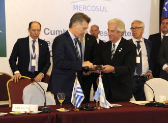 El presidente Mauricio Macri recibió la presidencia pro tempore del Mercosur
