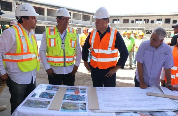 Presidente Varela realiza gira de trabajo en la provincia de Chiriquí
