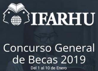 IFARHU inicio hoy el proceso de registro del Concurso General de Becas