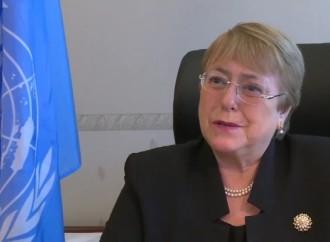 Bachelet responde a invitación del Gobierno de Venezuela de visitar el país