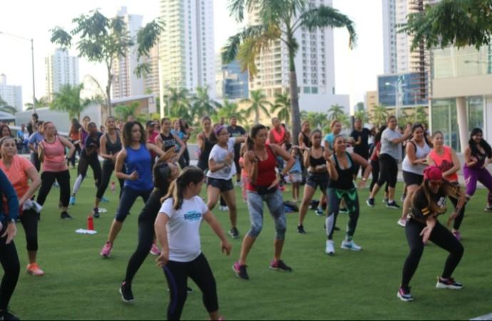 Clases de baile, aeróbicos y charlas de nutrición gratis: Town Center Costa del Este activa su Verano Wellness