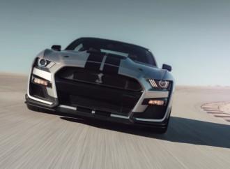 El Ford más poderoso de la historia: el nuevo Shelby GT500 es el Mustang más avanzado para la ciudad, autopista o pista de carreras