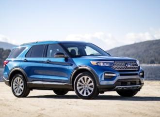 La Nueva Ford Explorer va más rápido y más allá en sus versiones ST y Hybrid