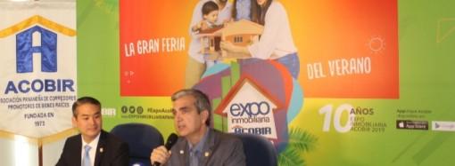ACOBIR da detalles de la nuevaedición de laExpo Inmobiliaria ACOBIR2019