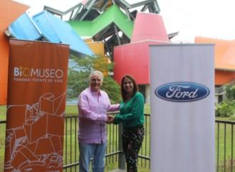 Ford se une a la familia Biomuseo