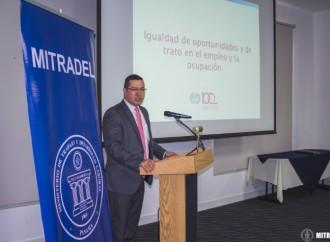 MITRADEL realiza taller Tripartito de sensibilización, aportes, conclusiones y recomendaciones sobre los Convenios 100 y 111 de la OIT