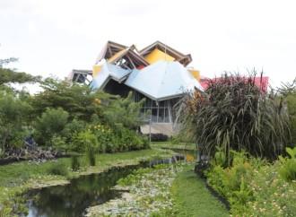 El Biomuseo abre al público nuevos jardines del Parque de la Biodiversidad